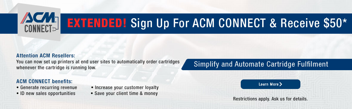 ACM CONNECT Sign Up